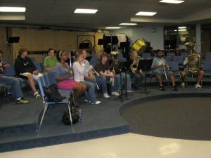 Artist Workshop at Grandview High School